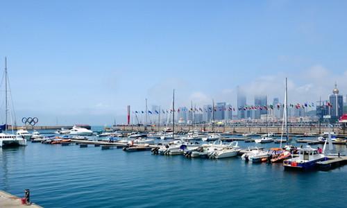 英超外围 -去年我国海洋经济生产总值近6万亿元
