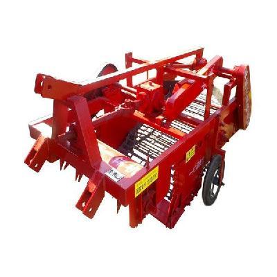 这是一张关于马铃薯播种机 自动装车马铃薯收获机的产品图片