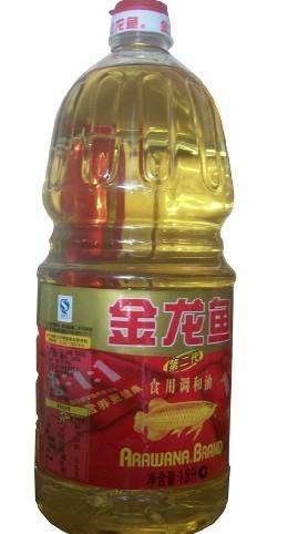 广东金龙鱼第二代调和油5L/35元