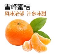 山水生态蜜桔(橘子)