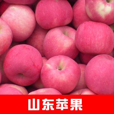 山東省臨沂市沂南縣棲霞蘋果 75mm以上 片紅 紙袋