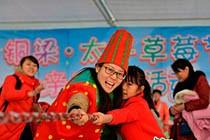 重庆太平镇:搞活思路,草莓让2000多村民增收560万