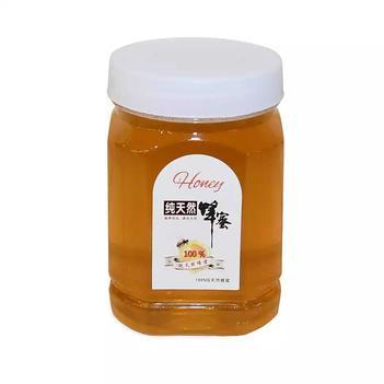 東北黑蜂椴樹蜜簡裝蜂蜜高濃度優質蜂蜜
