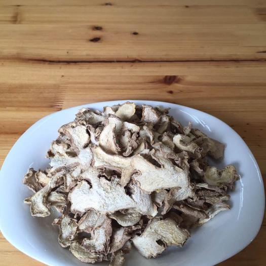浙江省溫州市樂清市小黃姜干姜片 雙層塑料袋 12-18個月