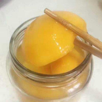 安徽宿州黄桃罐头 18-24个月 蔬果罐头 黄桃罐头