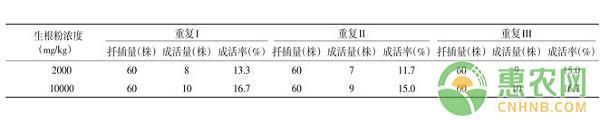 闽南山地青钱柳扦插育苗技术的研究