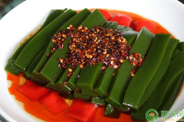 农村这种树叶具有清热解毒奇效,还能做绿色豆腐?