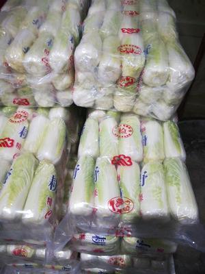 陕西省西安市户县高山娃娃菜 4~5两以上