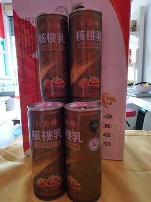 云南思茅镇沅彝族哈尼族拉祜族自治县核桃乳 易拉罐 12-18个月