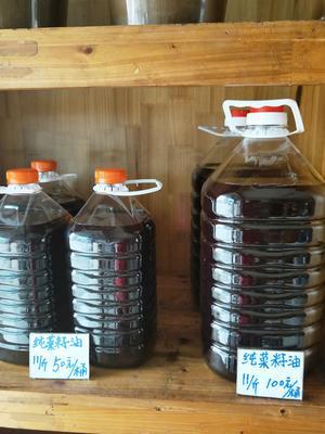 江苏苏州昆山市自榨纯菜籽油 5L/桶