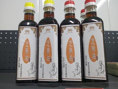江苏南京溧水区小磨香油