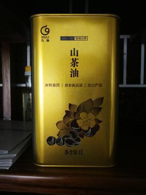 广东深圳南山区压榨一级山茶油 5L