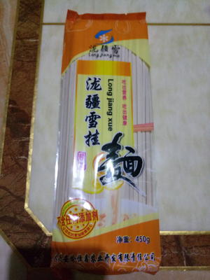 黑龙江大兴安岭呼玛县挂面