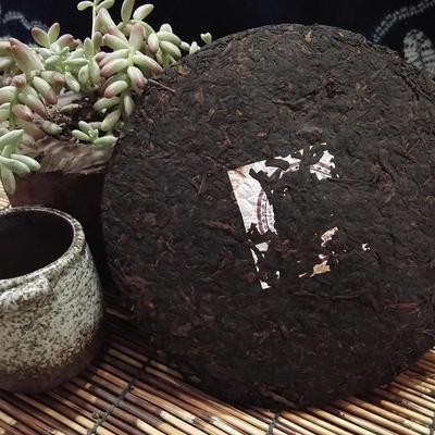广西南宁西乡塘区普洱饼茶 散装 三级