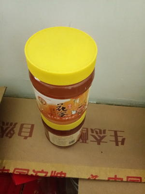 河北石家庄无极县槐花蜜 塑料瓶装 100% 2年以上