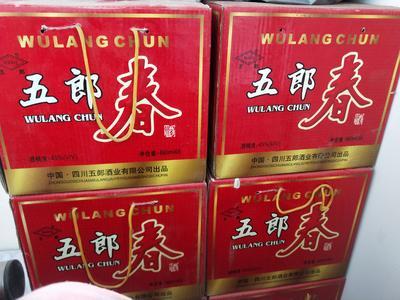 甘肃兰州榆中县浓香白酒 40-49度 5年以上