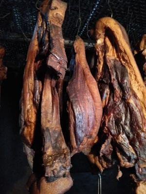 湖南省益阳市安化县乡里腊肉 散装