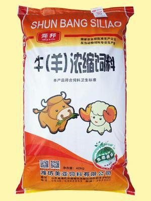山东省潍坊市诸城市牛羊饲料