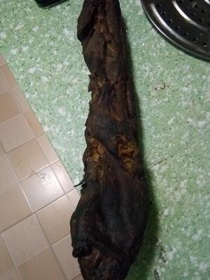 重庆石柱土家族自治县高山腊肉 散装