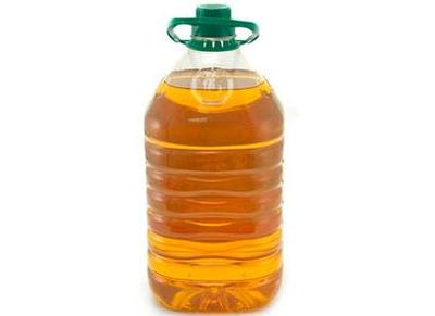 陕西省汉中市洋县自榨纯菜籽油 4-4.5L