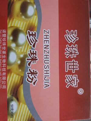 安徽省亳州市谯城区珍珠米粉(粉末状)