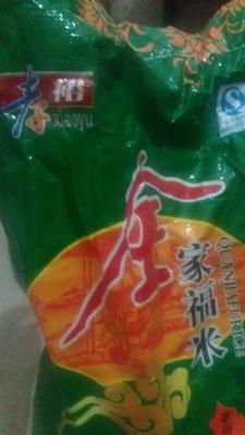 湖南省邵阳市邵东县圆粒大米 绿色食品 中稻 一等品