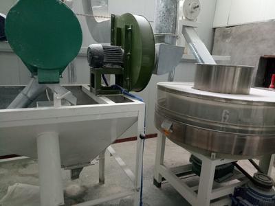 陕西省西安市灞桥区磨粉机