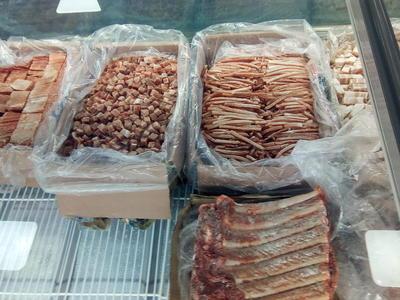 天津津南区猪肉类 简加工