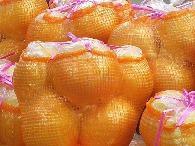 三红蜜柚 2斤以上