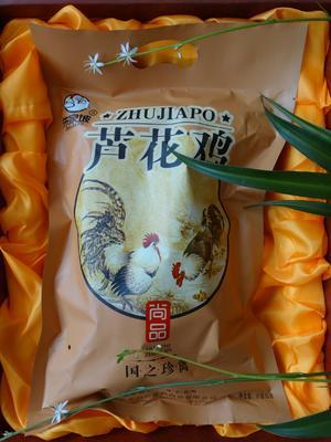 山东省青岛市平度市芦花鸡 统货 2-3斤