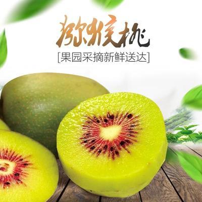 广西壮族自治区百色市乐业县红心猕猴桃 70克以上