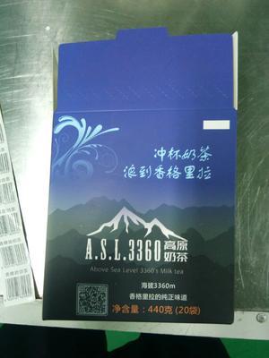 云南省迪庆藏族自治州香格里拉县青稞奶茶 袋装 12-18个月