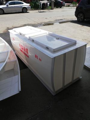 湖南省常德市鼎城区手工塑料容器渔船