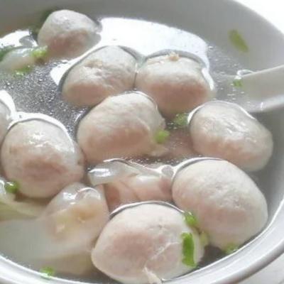 福建省漳州市漳浦县猪肉丸