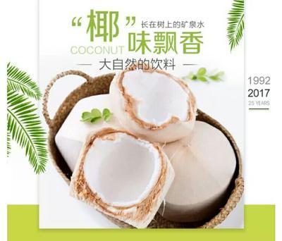 海南省三亚市天涯区椰青 3 - 4斤