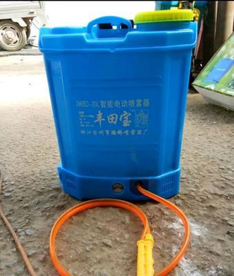 河北省衡水市景县喷雾器