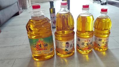 陕西省西安市长安区 农家小炸花生油