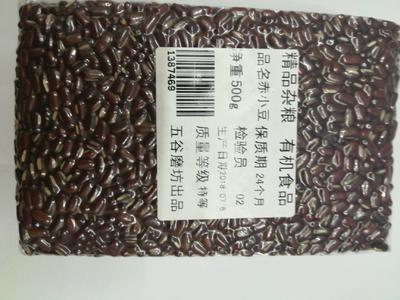 四川省成都市金牛区红小豆 纯粮率≥98% 袋装