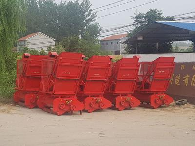 山东省济宁市嘉祥县背负式秸秆回收机