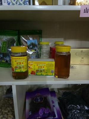 江西省赣州市会昌县土蜂蜜 玻璃瓶装 100% 2年以上