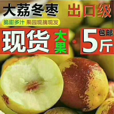 这是一张关于大荔冬枣 拐一 10-20g的产品图片