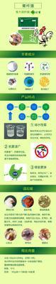 这是一张关于牛羊饲料的产品图片