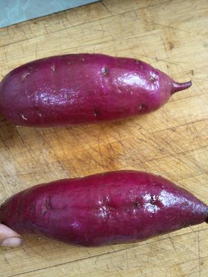 云南省红河哈尼族彝族自治州建水县紫罗兰紫薯 3两以上