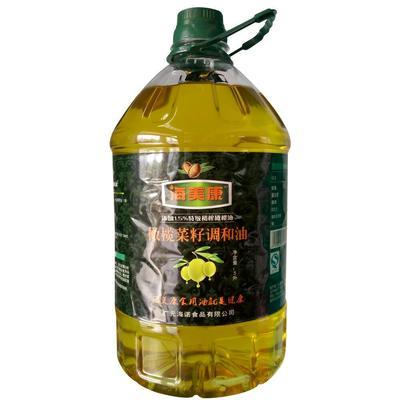 四川省广元市利州区橄榄菜籽调和油