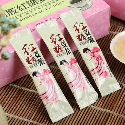 这是一张关于阿胶红糖姜茶 12-18个月的产品图片