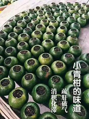 广东省云浮市郁南县柑普茶 罐装 特级