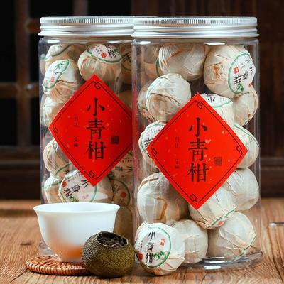 福建省泉州市安溪县柑普茶 罐装 一级