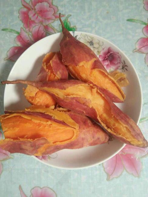 红心红薯 红皮 1~3两