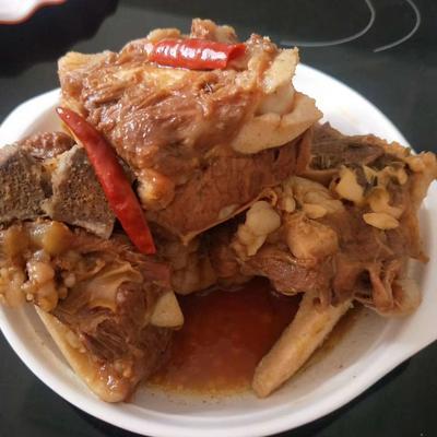 河南省郑州市惠济区牛肉类 简加工