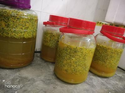 广东省茂名市高州市百香果汁 玻璃瓶 6-12个月